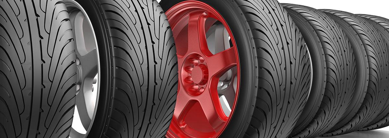 Cambio de Neumáticos – Amortiguadores